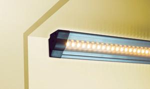ジェフコム LEDフラットライト(コーナータイプ11W) 【PTG-147LED-L】 JEFCOM>照明器具>スリム照明器具>LEDフラットライト [新品]
