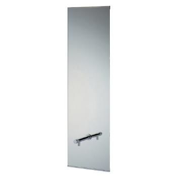 カクダイ 水栓材料 化粧鏡(横水栓つき)【207-550】[新品]