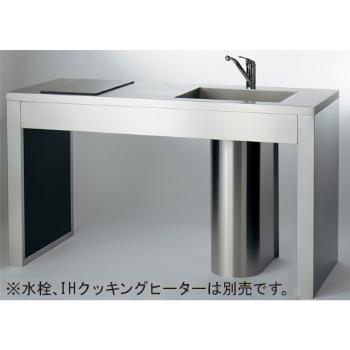 カクダイ 水栓材料 ステンレスフレームキッチン【457-000-180L】[新品]