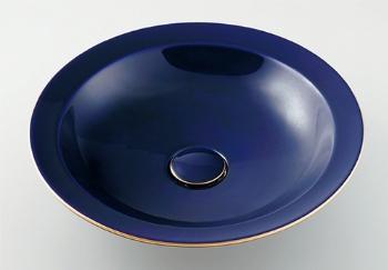 カクダイ 水栓材料 丸型洗面器//ラピス【493-055-B】[新品]