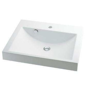 カクダイ 水栓材料 角型洗面器【493-072】[新品]