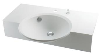 カクダイ 水栓材料 ボウル一体型カウンター【497-023H】[新品]
