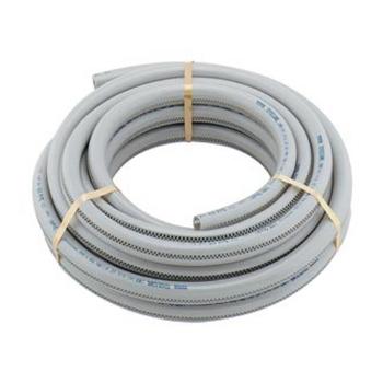 カクダイ 水栓材料 高耐圧ホース(透明ラインつき)//19×26【597-044-10】[新品]