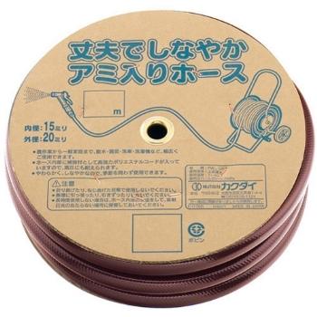 ☆カクダイ リサールホース 卸売り ブラウン 597-516-50 新品 値下げ カクダイ 59751650 ☆