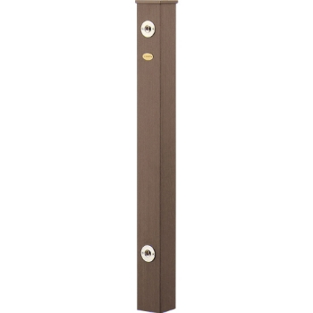 カクダイ 水栓材料 水栓柱(樹脂木)【624-161】[新品]
