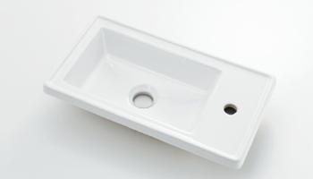カクダイ 角型手洗器【493-154】[新品]