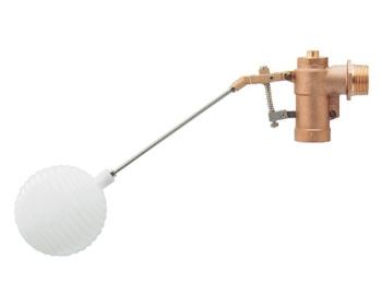 カクダイ 複式ボールタップ(水位調整機能つき)//50【660-031-50】[新品]