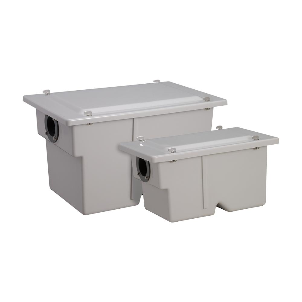 カクダイ[KAKUDAI] 【#MK-GT20FT】 グリーストラップ(床置式・20L) キッチン
