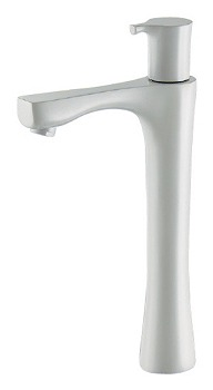 カクダイ 立水栓(トール) コットンホワイト 受注生産品【716-852-W】[新品]
