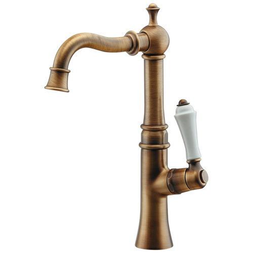 カクダイ KAKUDAI【700-734-AB】立水栓(トール)オールドブラス[新品]
