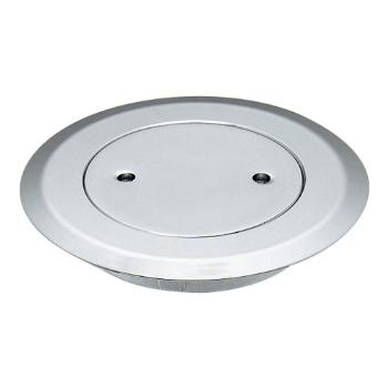 カクダイ 水栓材料 内ネジツバヒロ掃除口【4431-150】[新品]