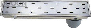 カクダイ 水栓材料 浴室用排水ユニット【4285-150X600】[新品]