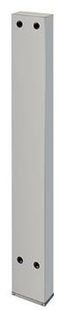 カクダイ 厨房用ステンレス水栓柱(横形水栓用)//20 【624-550-150】[新品]