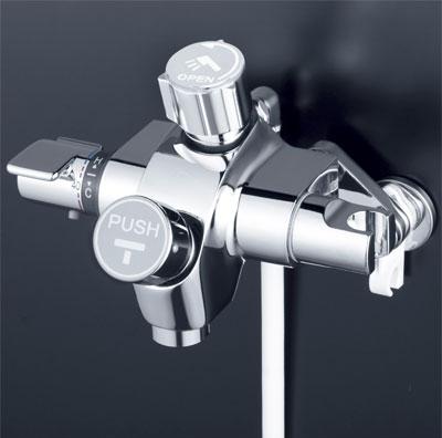 KVK 自閉式サーモスタット式シャワー シャワー側・ハンドル開閉タイプ【KF3040SV】[新品]