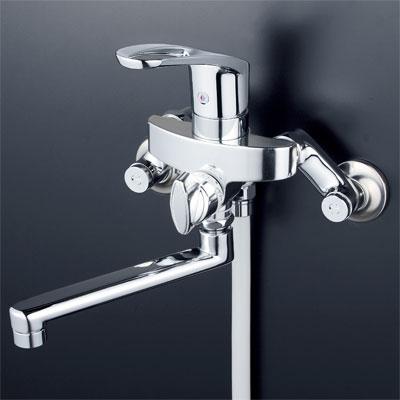 KVK シングルレバー式シャワー シングルレバーシャワー【KF5000WT】[新品]【NP後払いOK】