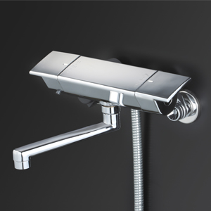 KVK サーモスタット式シャワー(170mmパイプ付)【KF3050R1】[新品]
