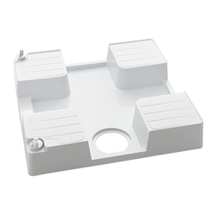 KVK 水栓コンセント内蔵型防水パン(左仕様) 逆止弁無【SC1390N-L】[新品]