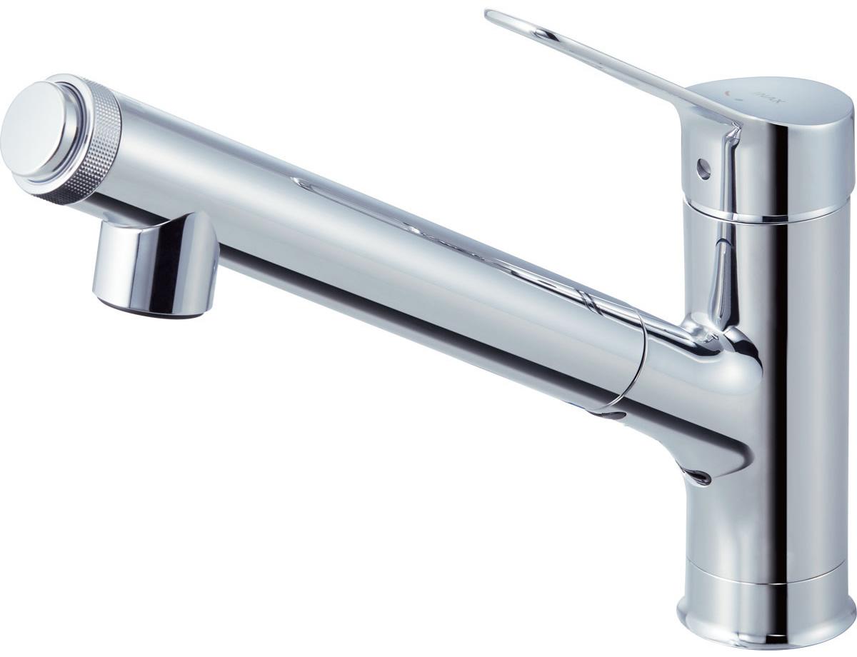 贈り物 INAX・LIXIL キッチン水栓【JF-AJ461SYX(JW)】 オールインワン浄水栓 浄水器内蔵シングルレバー混合水栓 [イナックス・リクシル], ハガグン d8f7761e