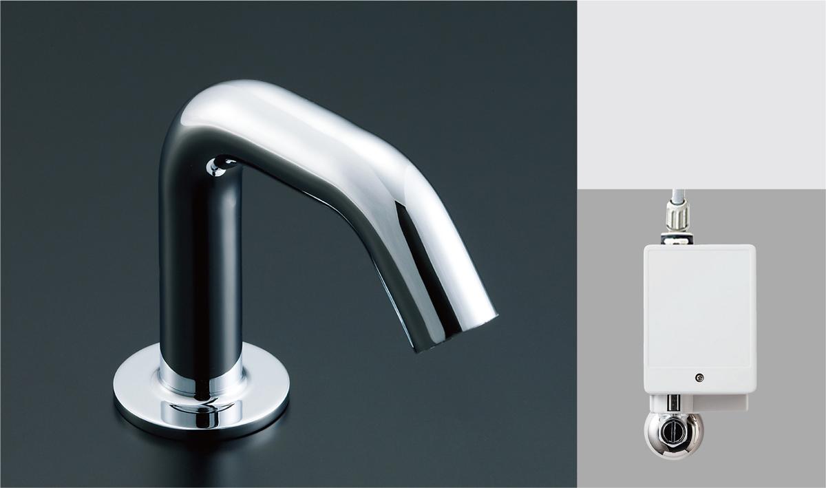 LIXIL リクシル 【AM-130C】 シリーズ名: オートマージュC 品名: 自動水栓(節水泡沫式)[新品]