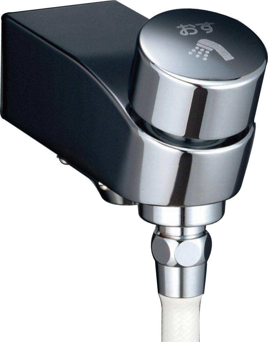 LIXIL リクシル 【BF-2118PSD】 シリーズ名: ヴィラーゴ 品名: セルフストップ付洗い場専用シャワー単水栓[新品]