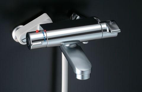 LIXIL リクシル 【BF-2146TKNSD】 シリーズ名: ヴィラーゴ 品名: サーモスタット付シャワーバス水栓(吐水口固定式)(寒冷地)[新品]