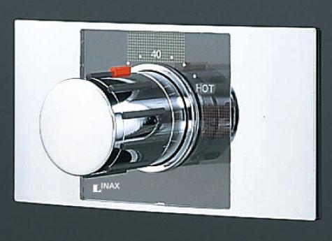 LIXIL リクシル 【BF-25T】 シリーズ名: シリーズ外 品名: 埋込形サーモスタット混合水栓(上下向吐水)[新品]