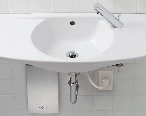 LIXIL リクシル 【EAAM-200EV2】 シリーズ名: シリーズ外 品名: 加温自動水栓[新品]