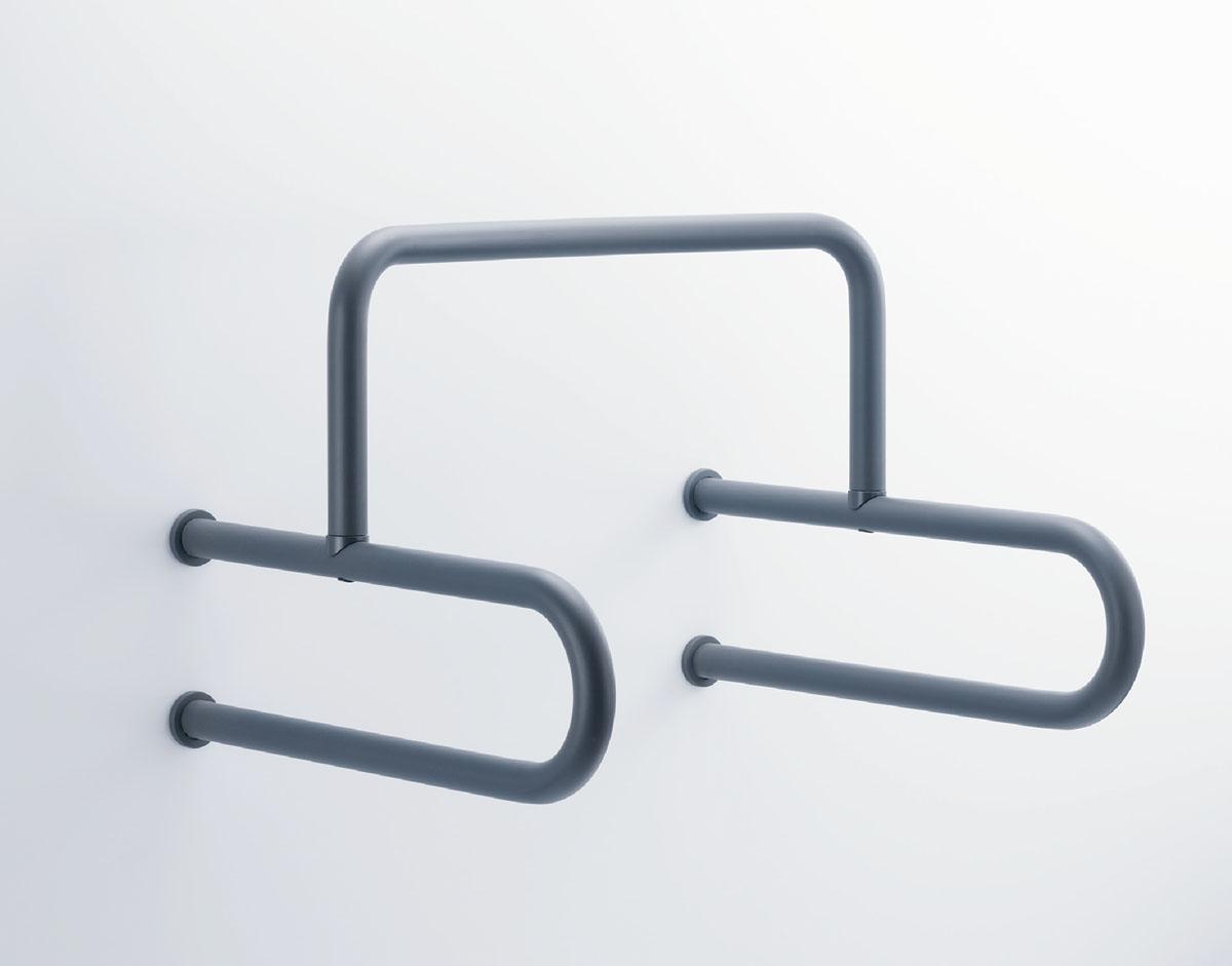 LIXIL リクシル 【KF-H701AE/GYA】 小便器用手すり[新品]