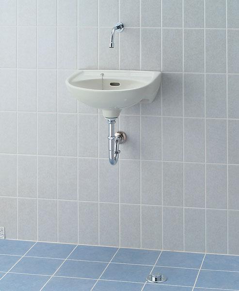 LIXIL リクシル 【LF-45A】 シリーズ名: シリーズ外 品名: 足踏式手洗水栓(泡沫式)[新品]