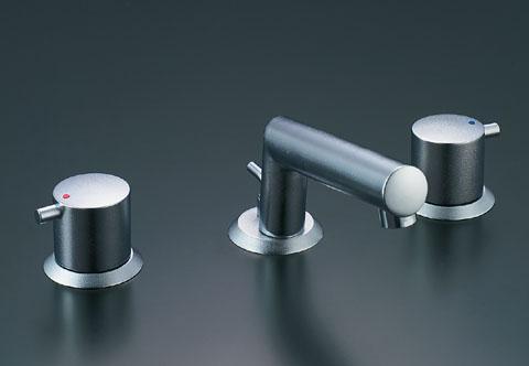 LIXIL リクシル 【LF-E130B/SE】 シリーズ名: eモダン 品名: 2ハンドル混合水栓[新品]