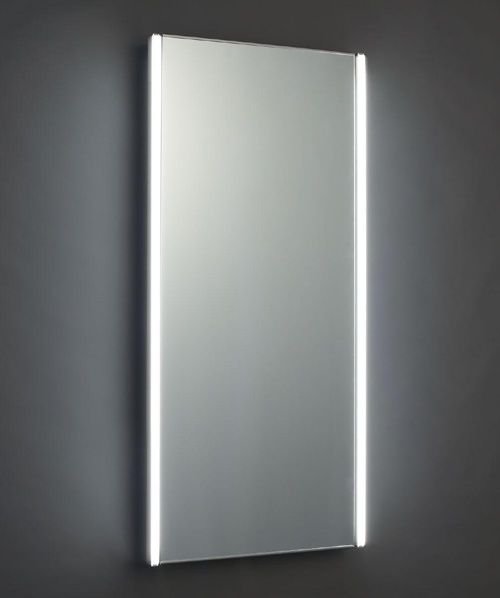 LIXIL リクシル 【MH-351NFJ】 フロント照明付鏡(LED照明・照明スイッチなし)[新品]