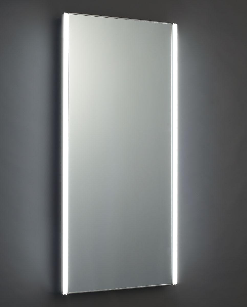 LIXIL リクシル 【MH-451NFJ】 フロント照明付鏡(LED照明・照明スイッチなし)[新品]