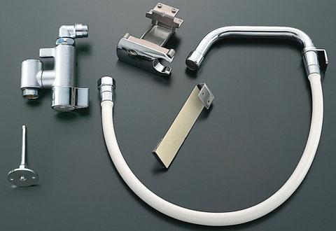 LIXIL リクシル 【SF-219-10】 シリーズ名: シリーズ外 品名: ケアサポート水栓(しびん洗い用)[新品]