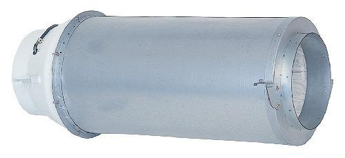 三菱 換気扇 有圧換気扇 産業用換気送風機【JFU-450T3】斜流ダクトファン 消音形[新品]