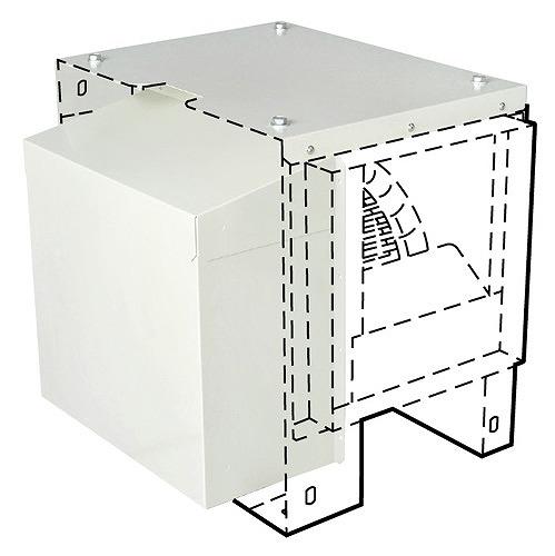三菱 換気扇 【PS-45CVR】 産業用送風機システム部材 【PS45CVR】 [新品]