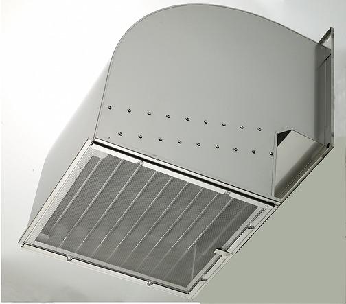 三菱 換気扇 部材 【QWH-50SA】 有圧換気扇システム部材 ウェザーカバー[新品]