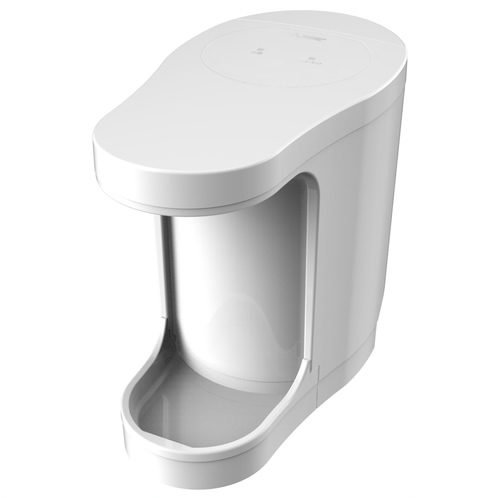 三菱電機 MITSUBISHI ジェットタオルプチ【JT-PC105CK-W】(ホワイト) 壁取付タイプ カンタン設置 [2015年11月新発売] ハンドドライヤー 換気扇[新品]