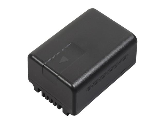 パナソニック Panasonic デジタルビデオカメラ リチウムイオンバッテリー 小型・軽量タイプ (残量時間表示タイプ)VW-VBT190-K
