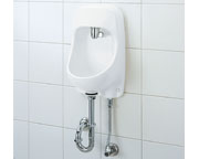 INAX LIXIL・リクシル 手洗器【YAWL-71UA(P)-S】レバー式 アクアセラミック(受注後3日) 床給水壁排水[新品]