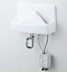 INAX LIXIL・リクシル 手洗器【YL-A74UMC】自動水栓(アクエナジー) アクアセラミック(受注後3日) 壁給水壁排水[新品]