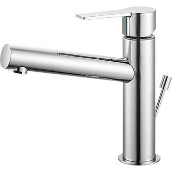 三栄水栓[SANEI]【K4750PK-13】シングルワンホール洗面混合栓[新品]