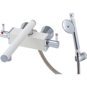 三栄水栓[SANEI]【SK2830-JD-13】サーモシャワー混合栓[新品]