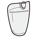 【お買い物マラソン開催!!】☆シャープ[SHARP]【2171370559】☆ シャープ[SHARP]シャープ掃除機用ダストカップ(217 137 0559)【2171370559】[新品]