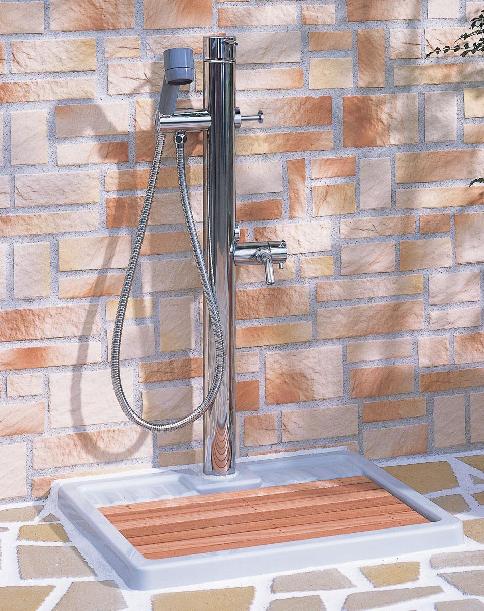 ペット大満足!【LF-932SGHK】 INAX LIXIL・リクシル ペット用水栓柱 キー式ハンドル付 湯側開度規制付[新品]