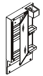 INAX・LIXIL ピアラ ミラーキャビネット【MAR3-501TXJ】間口500mm 全高1900mm用 洗面化粧台【メーカー直送のみ・代引き不可・NP後払い不可】[新品]