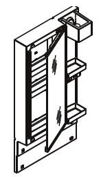 INAX・LIXIL ピアラ ミラーキャビネット【MAR3-501TYJU】間口500mm 全高1780mm用 くもり止めコート付き 洗面化粧台【メーカー直送のみ・代引き不可・NP後払い不可】[新品]
