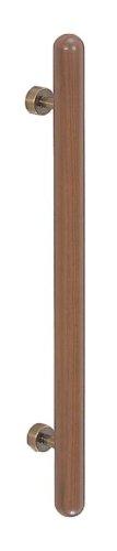 シロクマ 自然木カプセル取手 600mm 仙徳/Mオーク 【NO-178】[新品]