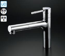 【海外 正規品】 ショップ [新品]【RCP】:DOOON 台付シングル混合水栓 シングル混合水栓 TOTO 【TKC32CER】-木材・建築資材・設備