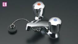 TOTO 2ハンドル混合水栓 台付2ハンドル混合水栓 一般地・寒冷地共用【TL306R4GUR】 [新品]