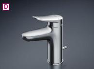 TOTO シングル混合水栓〈台付き3穴〉 GAシリーズ 台付シングル混合水栓【TLS04303J】 [新品]
